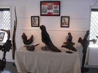 Driftwood exhibition
